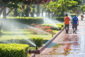 Carrollton sprinkler repair
